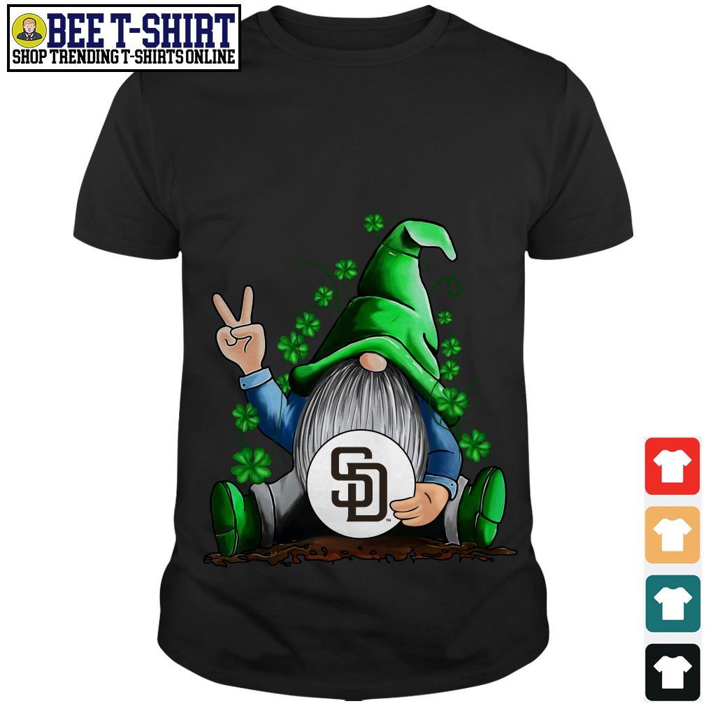 MLB Gnomes Lucky Hug San Diego Padres Baseball shirt