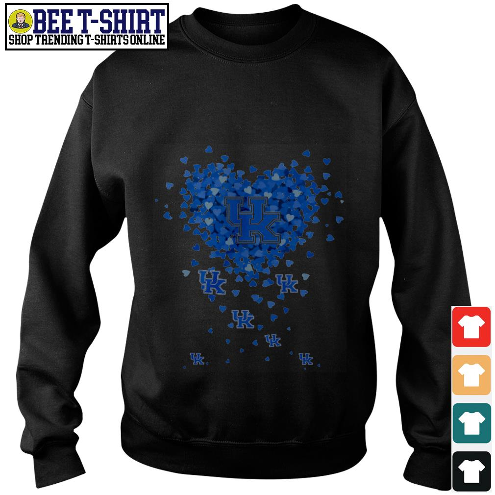 University of Kentucky valentine heart Sweater