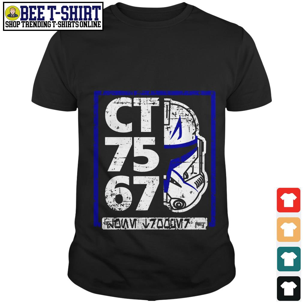 Star Wars CT-7567 good soldiers shirt
