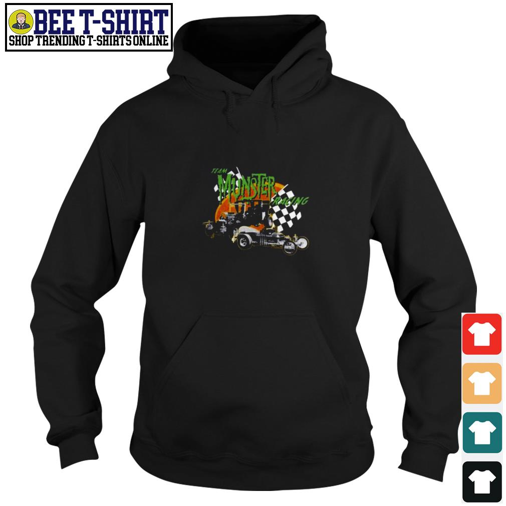 Team Munster racing Hoodie