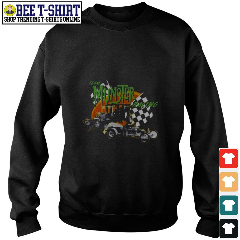 Team Munster racing Sweater