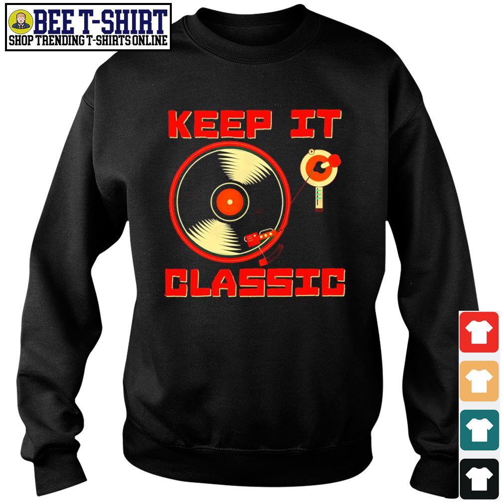 DJ keep it classic s sweater