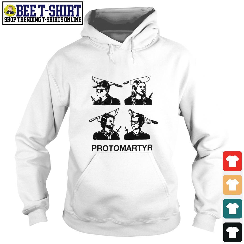 Martyr protomartyr s hoodie