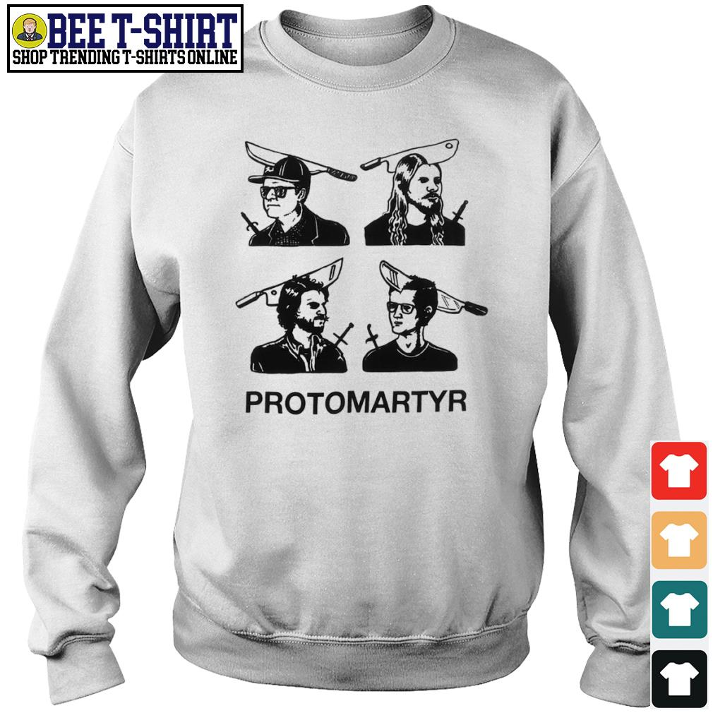 Martyr protomartyr s sweater