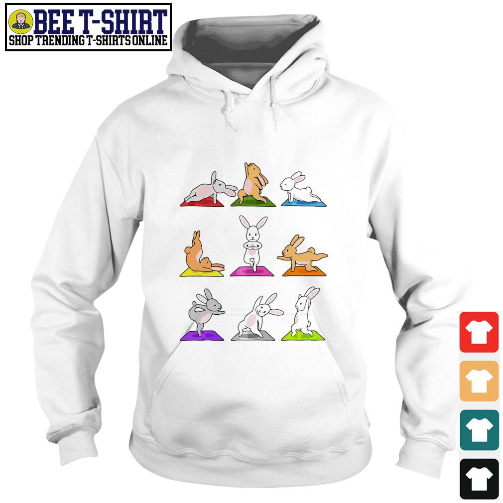 Rabbit yoga s hoodie