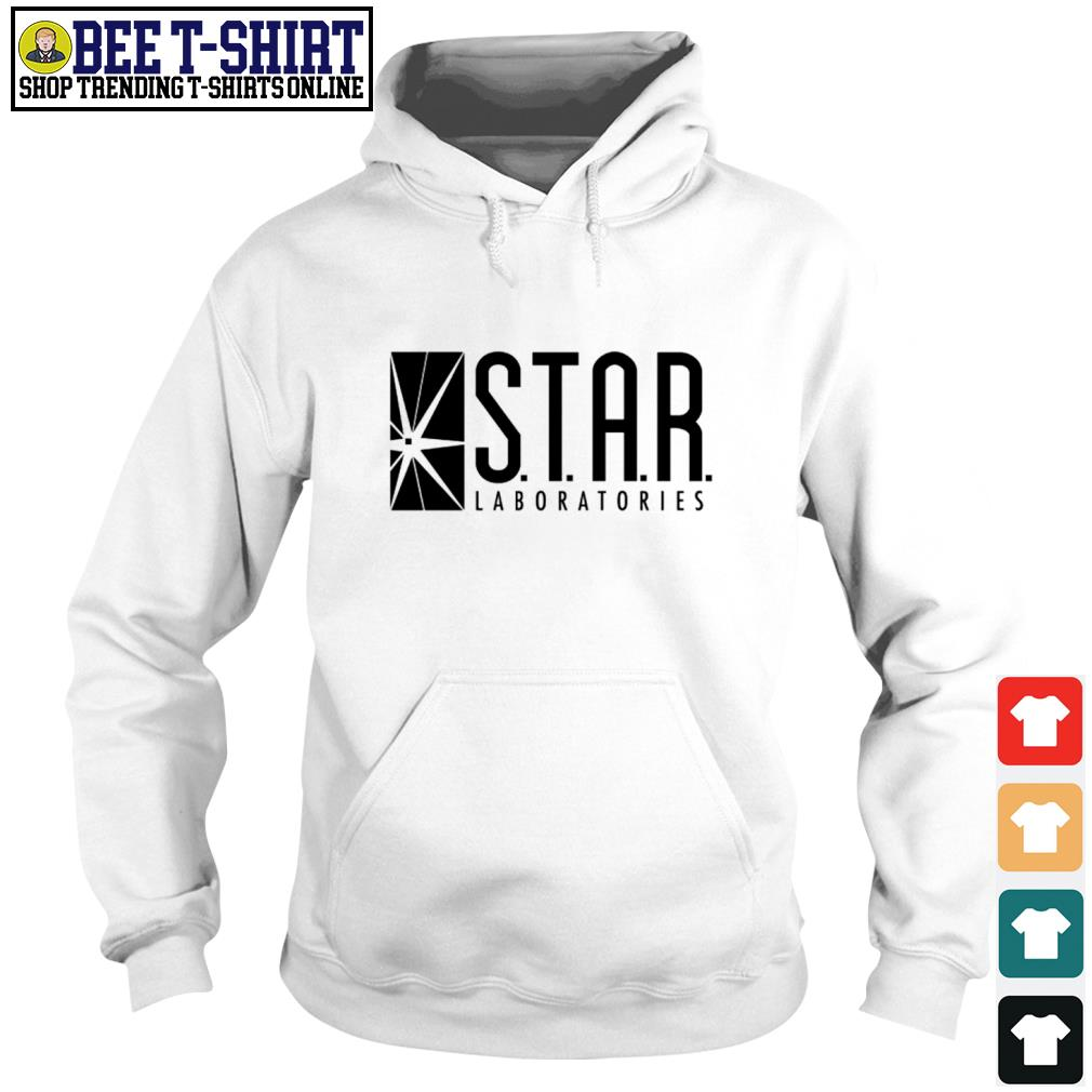 Star Laboratories baseball s hoodie
