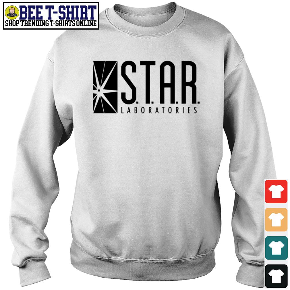 Star Laboratories baseball s sweater