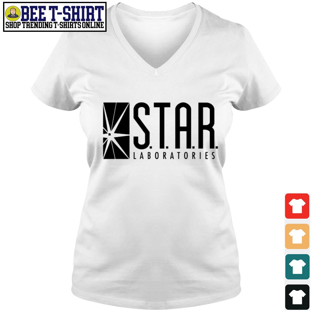 Star Laboratories baseball s v-neck t-shirt