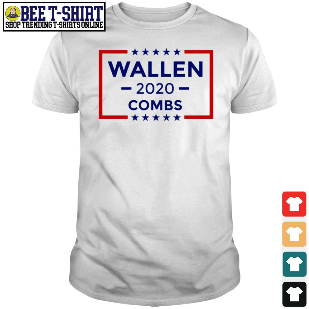 Wallen 2020 Combs shirt