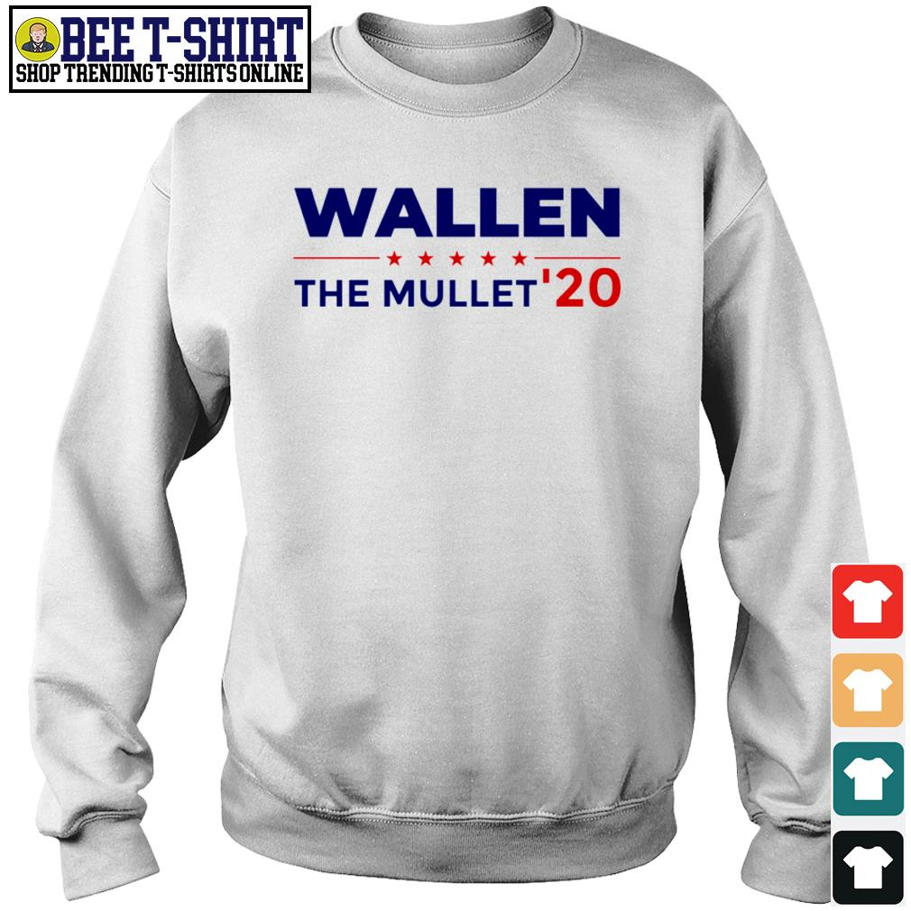 Wallen the Mullet' 2020 s sweater