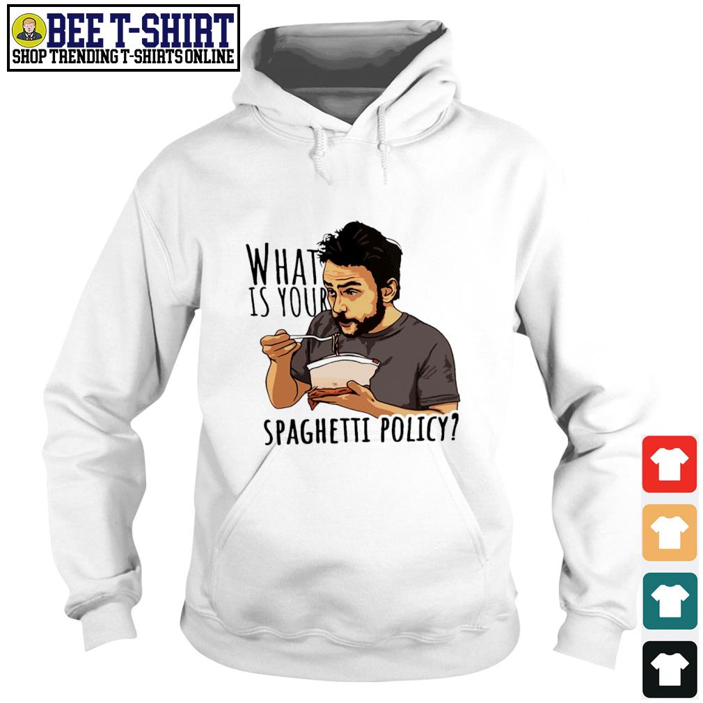 What is your spaghetti policy s hoodie