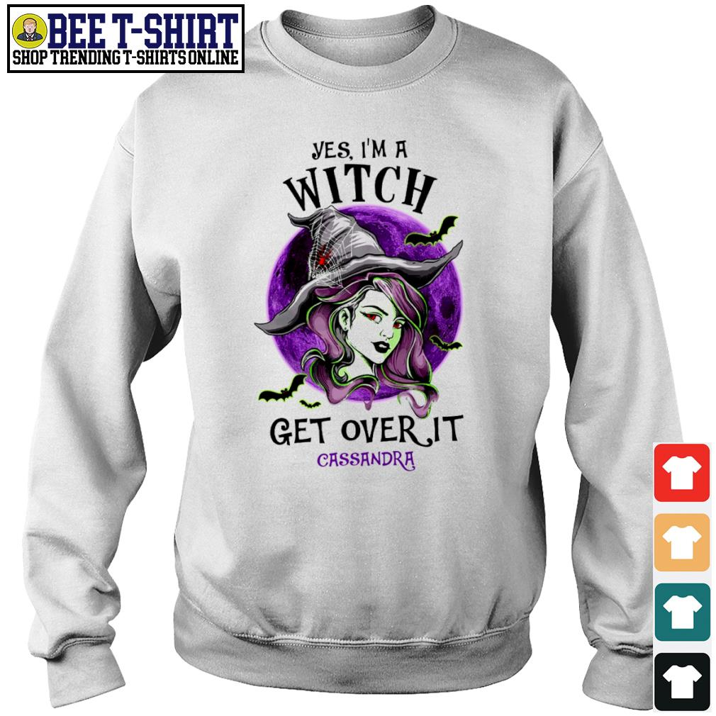 Yes I'm a witch get over it s sweater