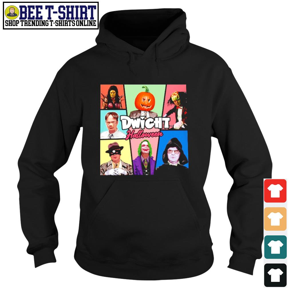 Dwight Halloween s hoodie