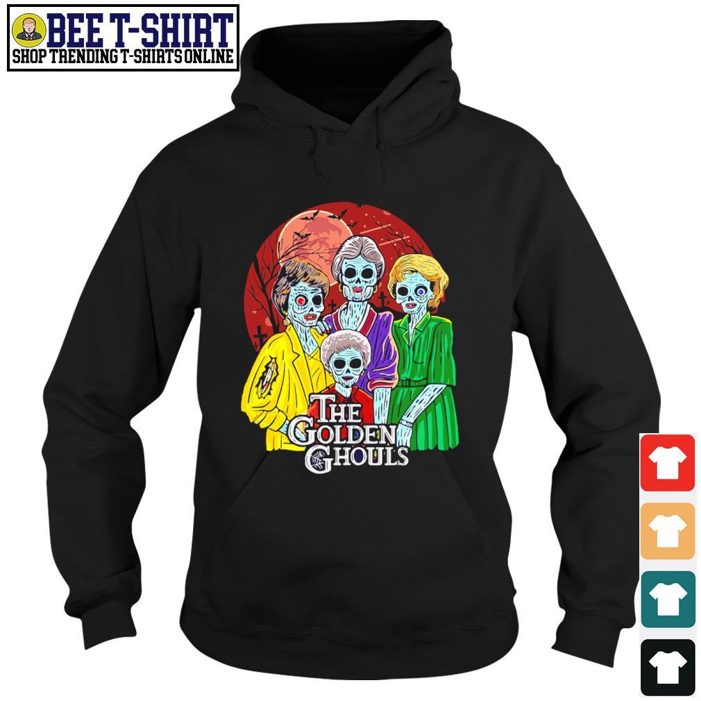 Halloween The Golden Girls The Golden Ghouls s hoodie