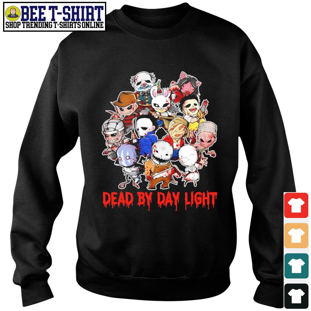 Dead by Daylight characters chibi Halloween s sweater