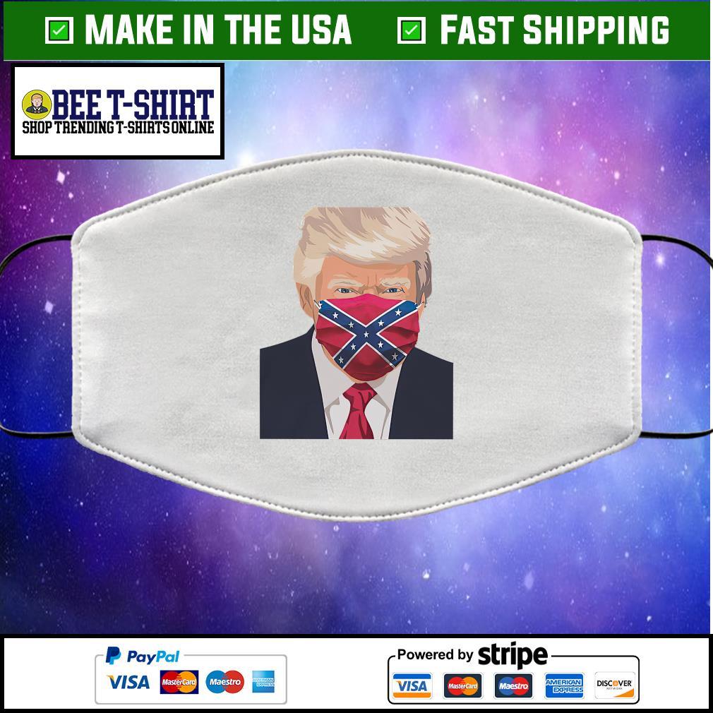 Donald Trump Florida Flag face mask
