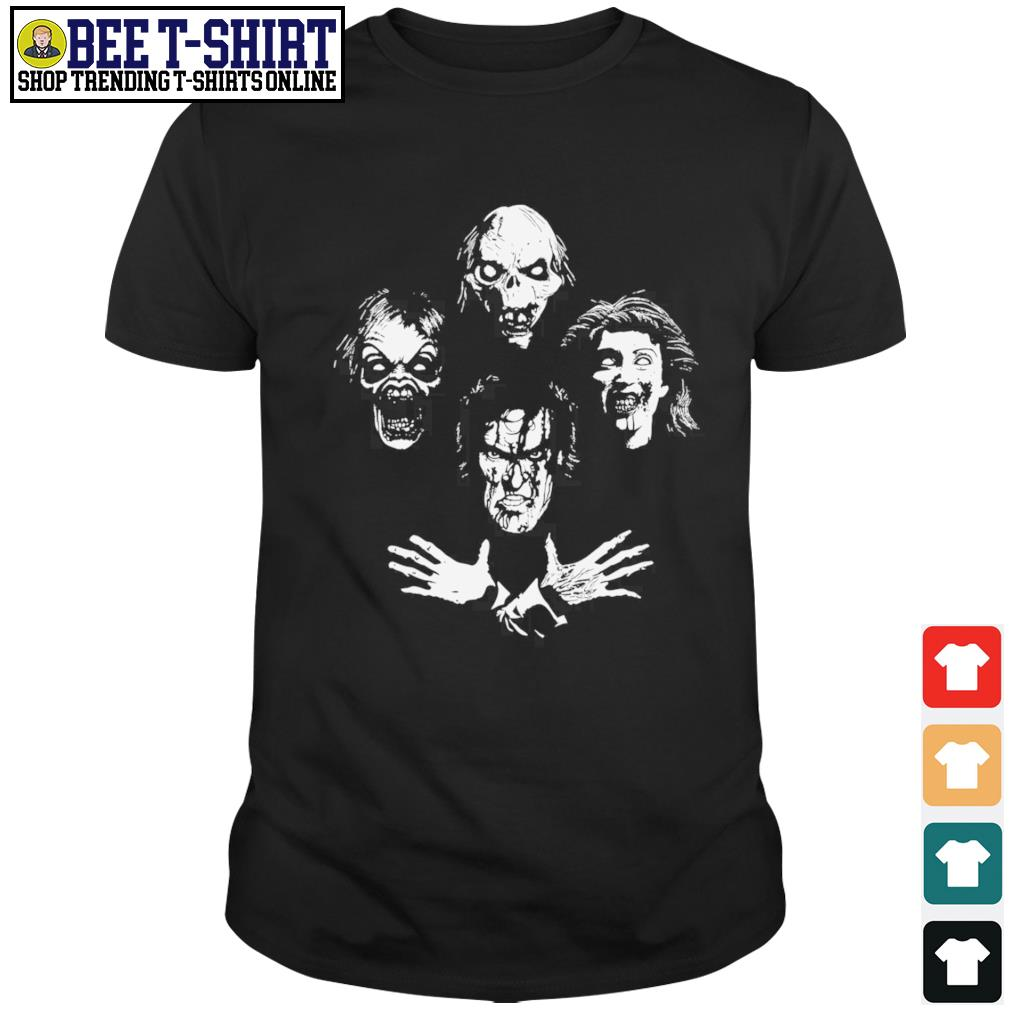 Evil Clown Rhapsody Halloween shirt