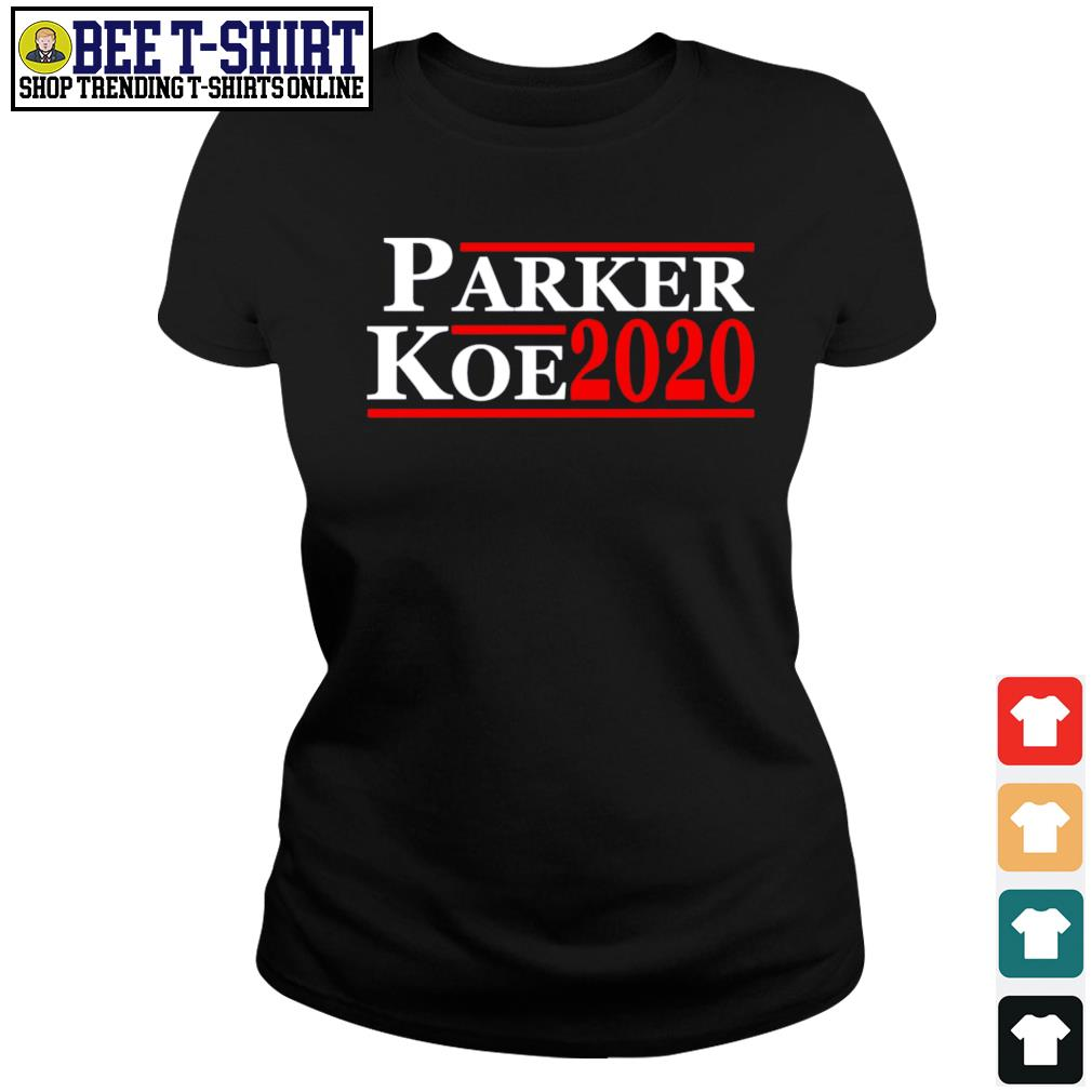 Parker Koe 2020 s ladies-tee