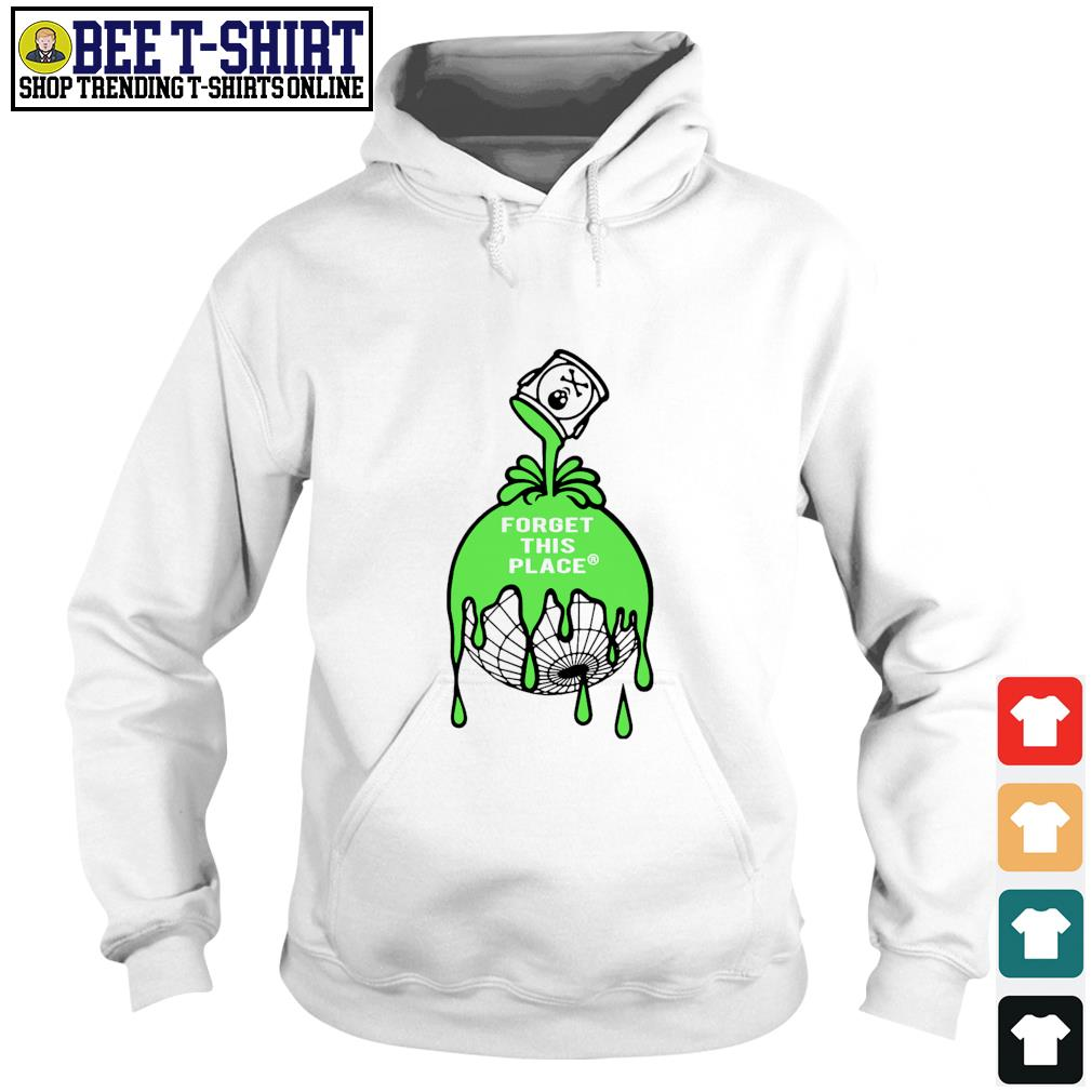 Forget this place s hoodie