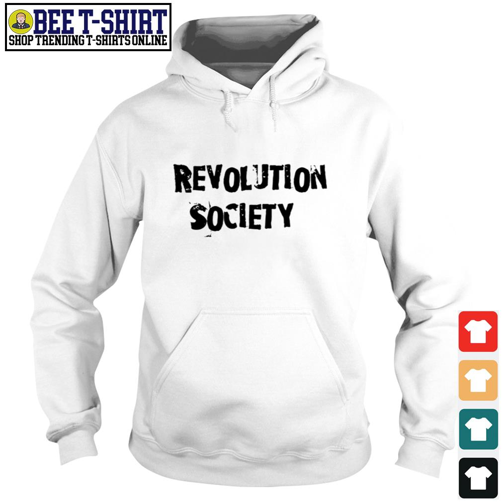 Revolution society Turbo s hoodie