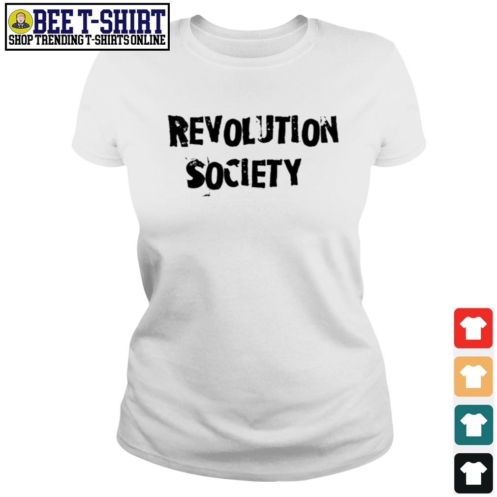 Revolution society Turbo s ladies-tee