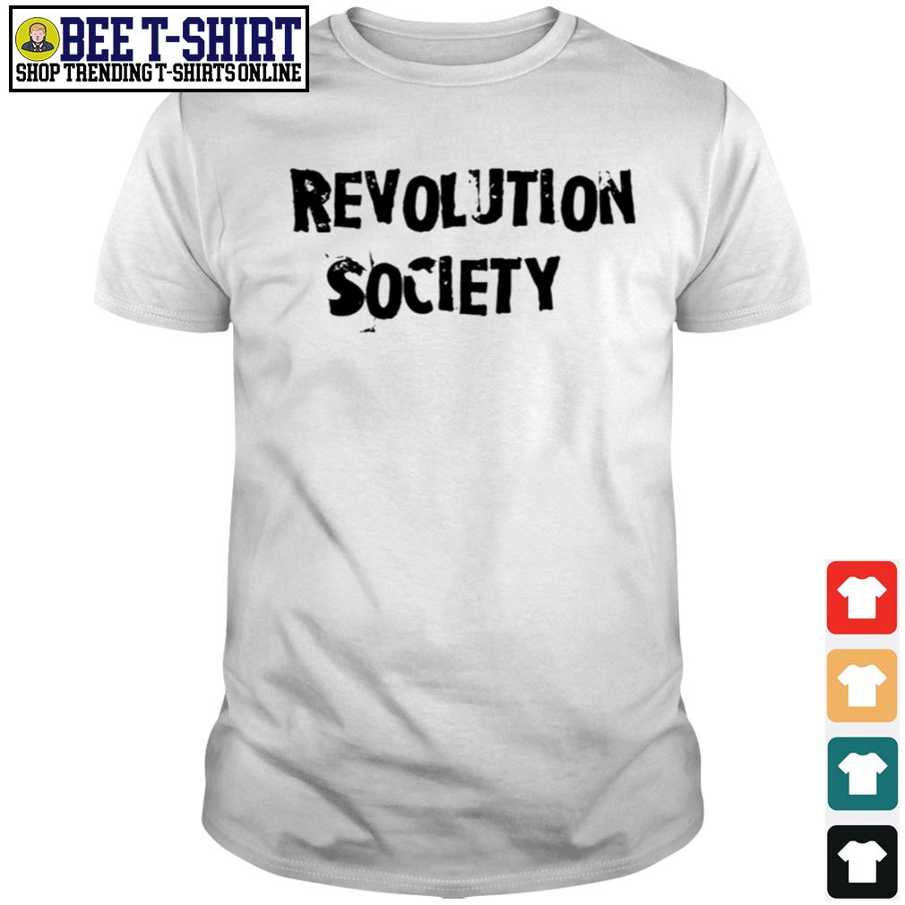 Revolution society Turbo shirt