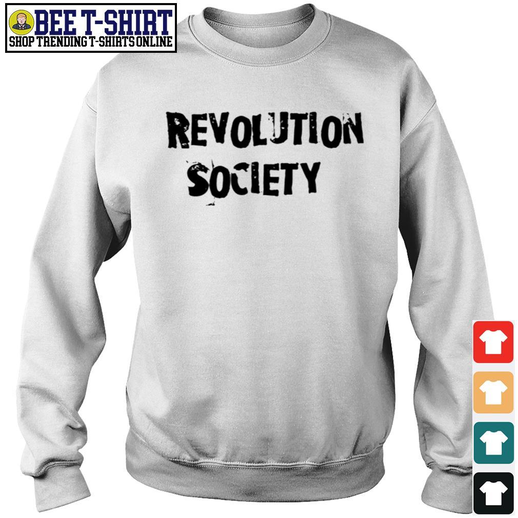 Revolution society Turbo s sweater