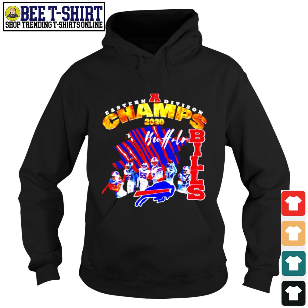 The Buffalo Bills AFC East Division Champs 2020 s hoodie