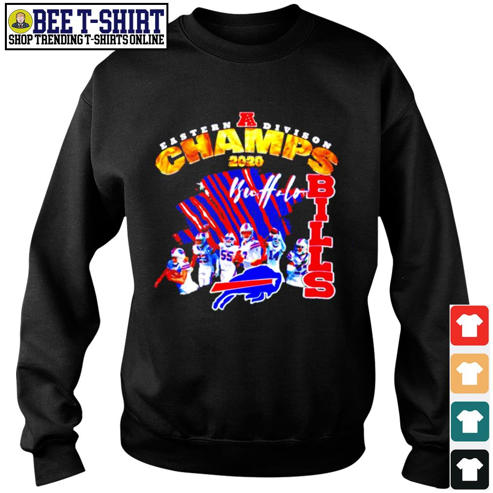 The Buffalo Bills AFC East Division Champs 2020 s sweater