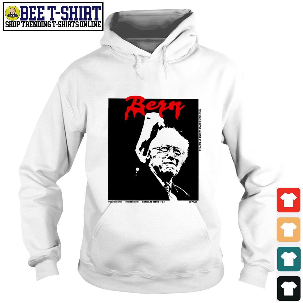 Whole Lotta Bernie mittens Bern s hoodie